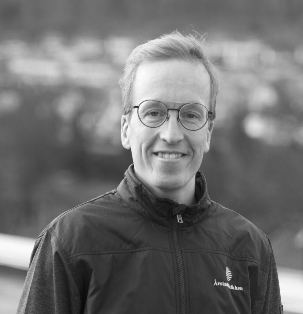 Kiropraktor Eirik Johan Skeie